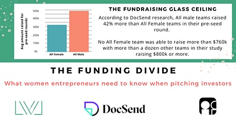 Ladies Who Launch: The Funding Divide tickets