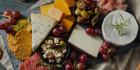 Build Your Own Charcuterie Board tickets