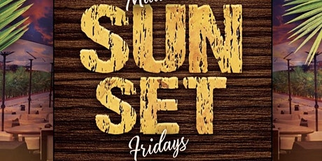 Sunset Fridays Afterwork at Jimmys This Week tickets
