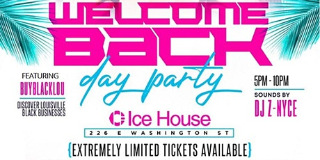 "Goodtimers ""Welcome Back"" Day Party tickets"