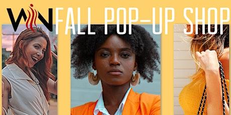 WIN Fall Pop Up Shop tickets