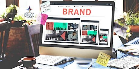 Brand Basics 101 - webinar tickets