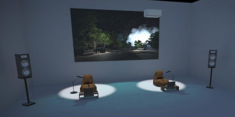 Evening With The Artist: Enter Through The Headset 5 tickets