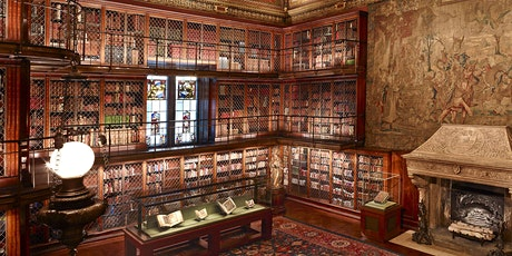 Free Admission to  J. Pierpont Morgan's Library Only tickets