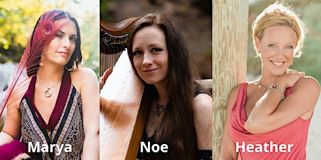 Sisters in Harmony Global with Marya Stark and Noe Venable tickets
