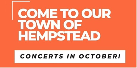 Town of Hempstead Free Drive-In Fall Concerts tickets