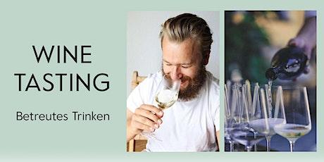 WINE TASTING by BETREUTES TRINKEN Tickets