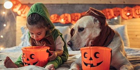 Halloween To-Go for Kids and Canines tickets