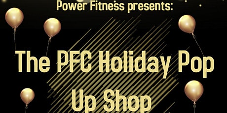 The Power Fitness Chicago Holiday Pop Up Shop tickets