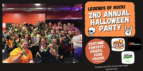 Legends of ROCK - 2nd Annual Halloween Event tickets
