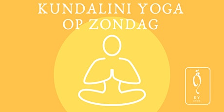Kundalini Yoga op Zondag tickets