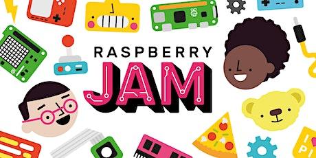 Raspberry Jam STEAM Festival Online tickets
