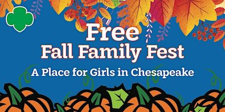 Girl Scouts Fall Festival in Chesapeake tickets