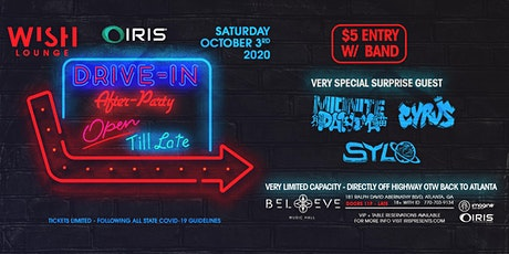 Drive-In After Party | Wish Lounge at Iris | Sat Oct 3 tickets