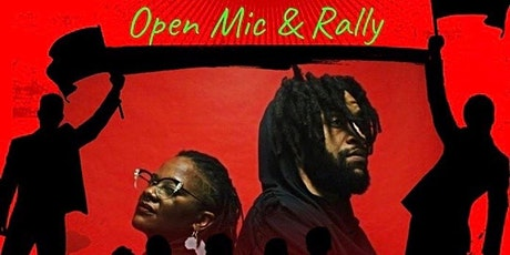 #PoetryAndProtest Open Mic: Recalibrating the Vibe tickets