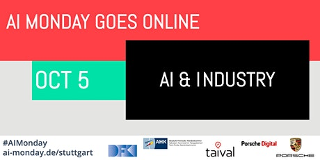 AI Monday - October 5 - AI & Industry Production tickets