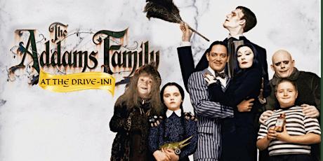 THE ADDAMS FAMILY: Drive-In Cinema (SATURDAY, 7:30 PM) tickets