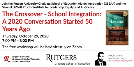 The Crossover - School Integration:  A Conversation Started 50 Years Ago tickets