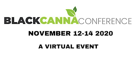 Black CannaConference 2020 tickets