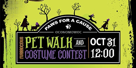 Paws for a Cause: Oconomowoc tickets