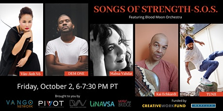 Songs of Strength (S.O.S.): Dialogues in Immigrant Perspectives Through Art tickets