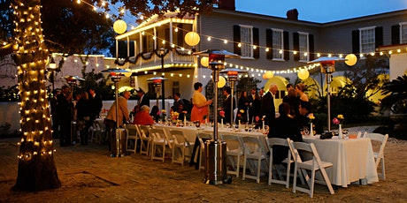 Dinner in the Garden: The St. Augustine Table with Chef Tyrone Bennett tickets