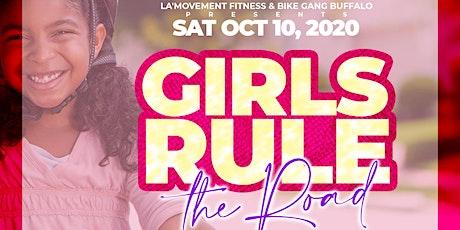 Girls Rule the Road! Bike Giveaway & Workshop tickets