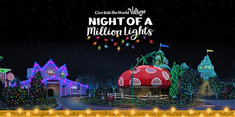 Night of a Million Lights - Sun, Dec 06 tickets