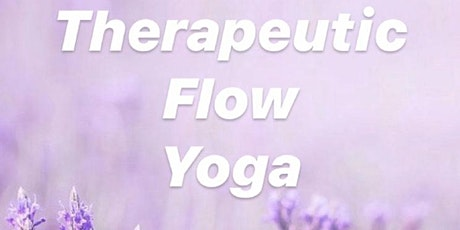 Therapeutic Flow Yoga Tickets