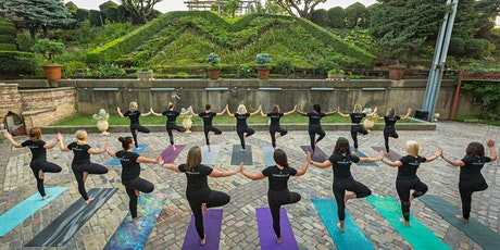 Outdoor Yoga Flow tickets