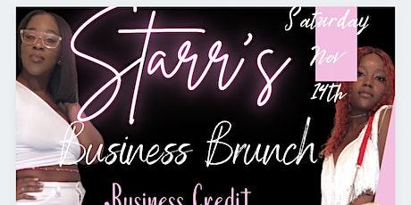 Starr's Business Brunch tickets