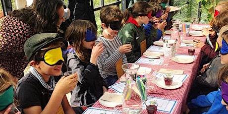 Weet Wat Je Eet - Educatieve proeverij voor kids bij Cafe Juni tickets