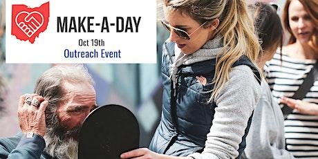 Make-A-Day Volunteer Registration - Homelessness Outreach Event tickets
