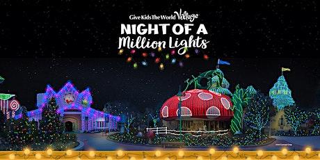 Night of a Million Lights - Sun, Dec 13 tickets