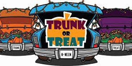HALLOWEEN KIDS TRUNK OR TREAT & A MOVIE