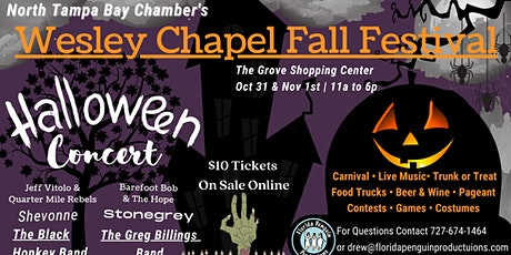 16th Annual Wesley Chapel Fall Festival tickets