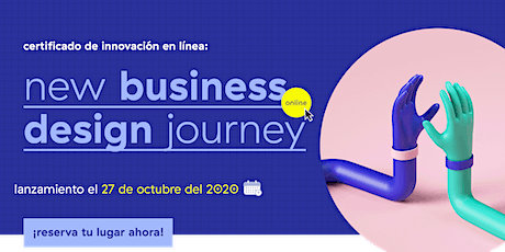 school of change: business design journey en línea boletos