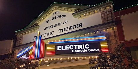 Electric Comedy Halloween Anniversary! tickets