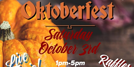 Oktoberfest on Main!  Saturday, October 3, 2020 tickets