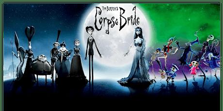 CORPSE BRIDE: Drive-In Cinema (SUNDAY, 7:00 PM) tickets