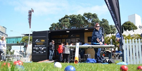 The Para Sport Pop Up in Wellington tickets