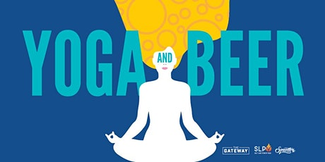 YOGA + BEER | THE GATEWAY tickets