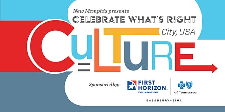 Virtual Celebrate What's Right Panel: Culture City, USA tickets