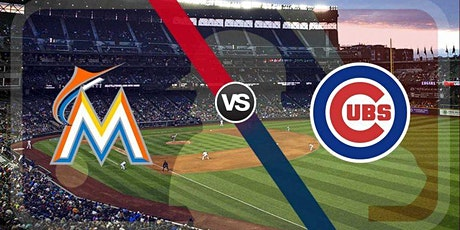 Marlins vs Cubs TV Watch Party tickets