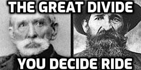 The Great Divide-You decide Ride ATV/SXS/UTV tickets