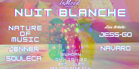 InMood Nuit Blanche tickets