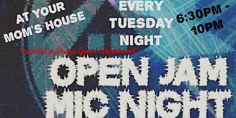 Open Jam Mic Night tickets