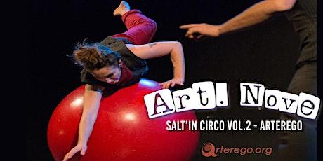 Salt'in Circo - Arterego biglietti
