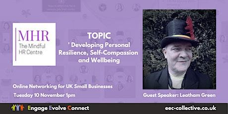 EEC Collective UK Online Networking - Speaker Leatham Green tickets