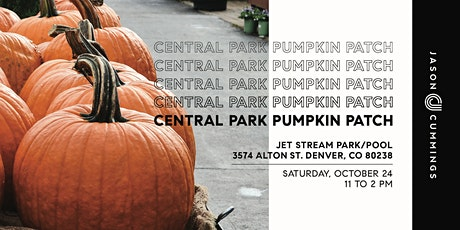 Central Park Free Pumpkin Patch tickets